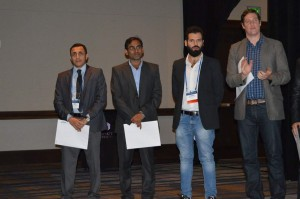 Congratulations Firas for winning abstract based Travel Award