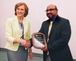 Immunotoxicology specialty section awards, SOT 2015